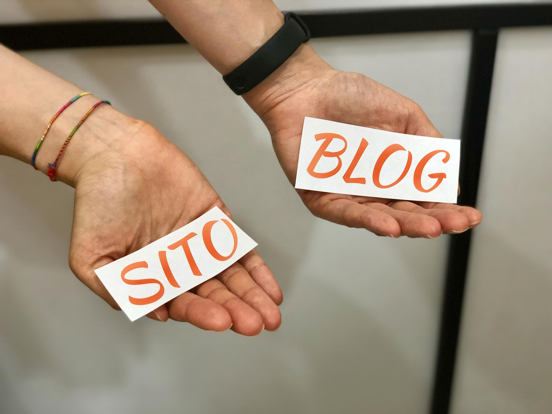 sito o blog